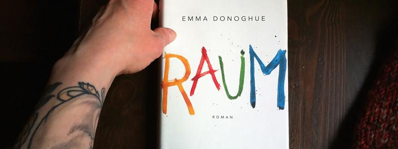"Emma Donoghue: ""Raum"", Piper, 2011"