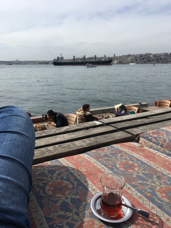 Istanbul, März 2018 | Foto: Lydia Herms